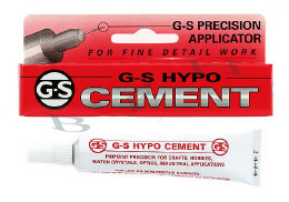 G-S Hypo Cement Glue 13002-Sp