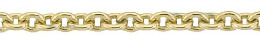 Gold-Filled Round Cable Chain 2.40mm Chain Width 13480-GF
