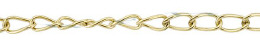 Gold-Filled Curve Cable Chain 2.0mm Chain Width 13486-GF