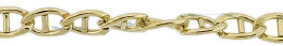 Gold-Filled Bar Chain 2.90mm Chain Width 13517-GF