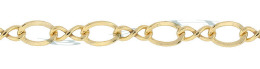 Gold-Filled Figure Eight Chain 14787-GF