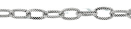 3.8mm Width Ss Hammer Oval Cable Chain 14797-Ss