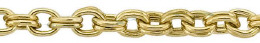 Gold-Filled Round Double Chain 2.80mm Chain Width 15805-GF