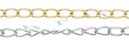 2.0mm Width 14K Curve Chain 15806-14K