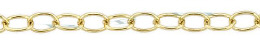 Gold-Filled Round Cable Chain 2.10mm Chain Width 16281-GF