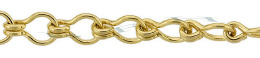 Gold-Filled Ladder Chain 5.10mm Chain Width 16871-GF