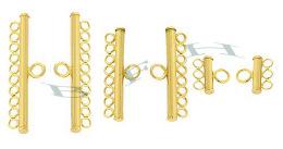 Vermeil Earring Ring Connectors