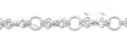 Sterling 9.0mm Width Double 8 Chain 18135-Ss