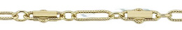 Gold-Filled Bar Chain 1.64mm Chain Width 18266-GF