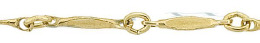 Gold-Filled Flat Bar Chain 1.40mm Chain Width 18282-GF