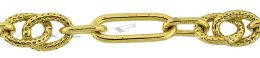 Vm 4.8mm Width Knurl&Plain Long&Short Chain 21690