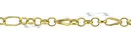 Vm 6.0mm Width Knurl Figure 8 Chain 21694-Vm