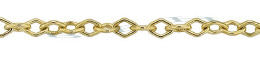 Gold-Filled Diamond Shape Chain 3.0mm Chain Width 24690-GF