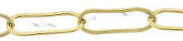 Gold-Filled Flat Elongated Chain 6.0mm Chain Width 24800-GF