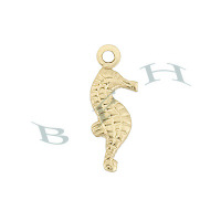 Gold-Filled Seahorse Charms 26263-GF