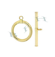 14K Toggle Clasps And Toggle Clasp Parts