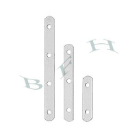 Ss 7mm Bead Spacing Dividers 2762-Ss