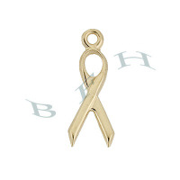 Gold-Filled Ribbon Charms 29094-GF