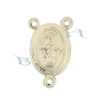 Gold-Filled Mary Center Piece 29108-GF