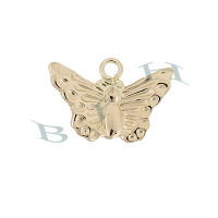 Gold-Filled Butterfly Charms 29355-GF