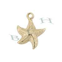 Gold-Filled Starfish 29357-GF