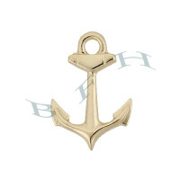 Gold-Filled Anchor Charms 29358-GF