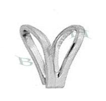 Platinum Pendant Components