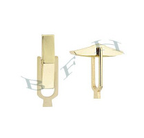 Gold-Filled Cufflink Backs