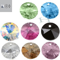 Item 6200 Swarovski Crystal Pendants