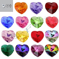 Item 6202 Swarovski Crystal Pendants