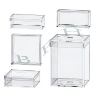 Acrylic Gemstone Boxes