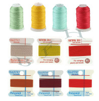 Jewelry Beading Silk Cords And Beading Nylon Cords