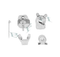 Sterling Silver Brooches And Brooch Components