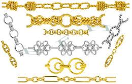 Vermeil Chains