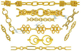 Gold-Filled Chains