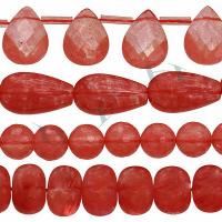 Cherry Quartz Beads