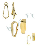 Gold-Filled Pendant Components