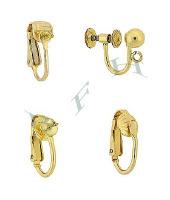 Gold-Filled Nonpierce Earrings