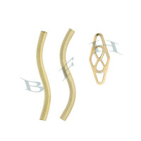 Gold-Filled Tube Spacers