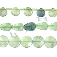 Green Flourite Beads