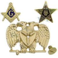 14K Masonic Signs