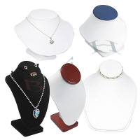 Jewelry Neckform Displays (Special Order Only)