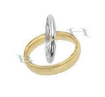 14K Wedding Bands And Ring Shanks