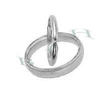 Platinum Wedding Bands And Platinum Ring Shanks