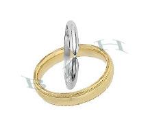 18K Wedding Bands And Ring Shanks