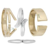 14K Ring Shanks
