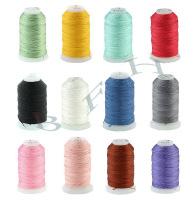 Spooled Beading Silk Cords